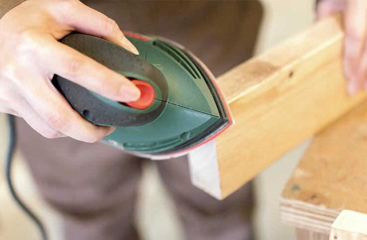研磨に必需の電動工具!サンダーの選び方と使用方法