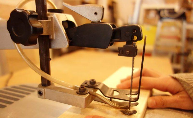 電動糸鋸を安全に楽しむための、糸鋸刃の選び方