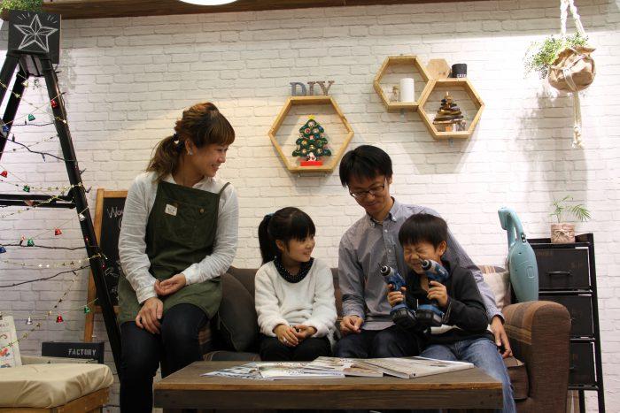 DIYにもお掃除にも。家族みんなが使える「e-cycle」発売