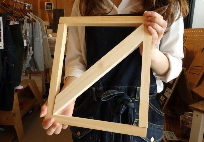木工DIYの「筋交い」とは?ある時とない時の強度を比較してみた!