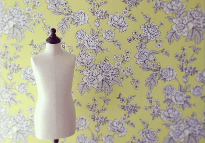壁紙DIYの参考にしたい素敵なお部屋の事例集