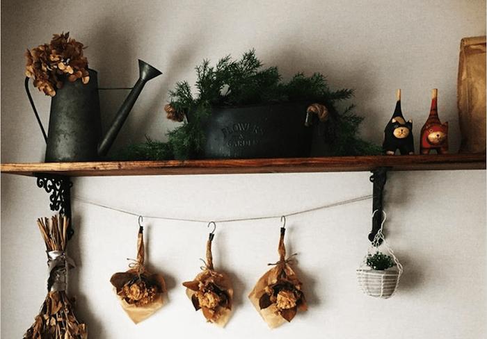 かわいく暮らしたい!飾り棚DIYのおしゃれアイディア集