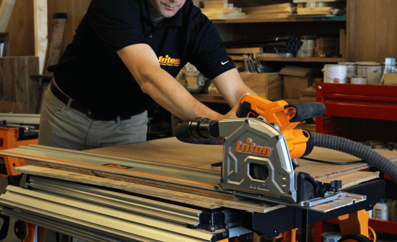 世界的木材加工のおけるトップブランド「Triton(トライトン)」とは