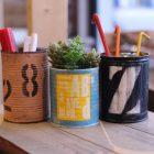 空き缶リメイクで手軽にアンティーク風雑貨をDIY!リメ缶の作り方。