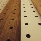 オシャレな壁掛け収納や壁面DIYに!有孔ボードの使い方まとめ。