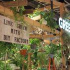 スタイリッシュ感抜群!DIYとGreenが楽しめる都市型ホームセンター「Style Factory」