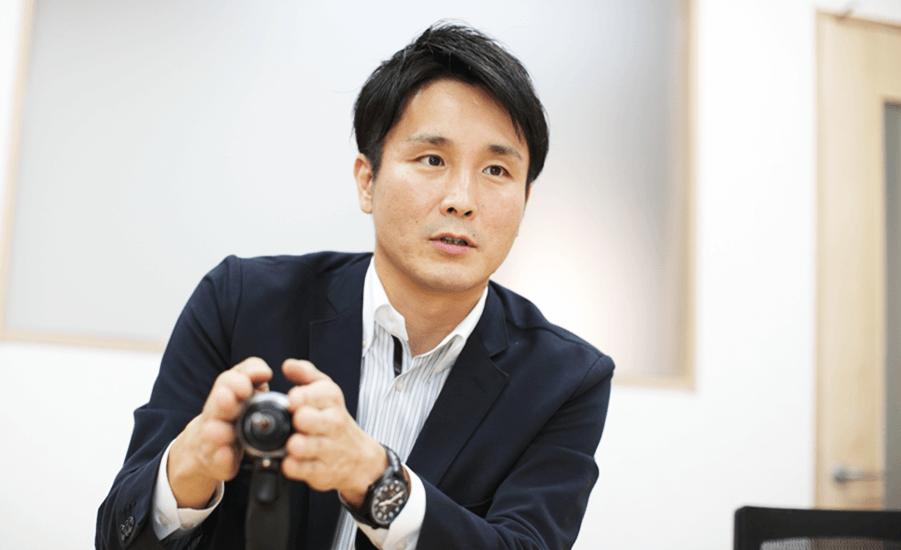株式会社新亀製作所 常務取締役の藤本 健文さん