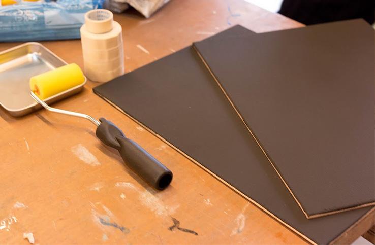 磁石が引っ付く壁を作るなら!マグネット塗料の塗装のコツ