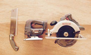 木を切る道具5つをまとめて紹介!ノコギリ、ジグソー、丸のこなど