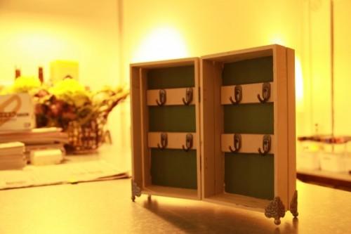 玄関先の時短に!1時間で作れるキーボックスでお手軽DIY