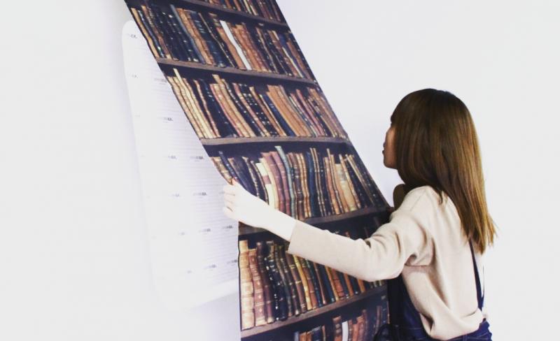 壁紙ってどうやって貼るの?DIYでよく使われる3種の貼り方を解説!