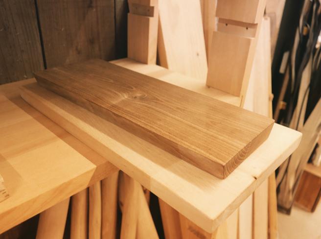 SPF材以外も使いたい?DIYに使う木材の種類と性質入門!