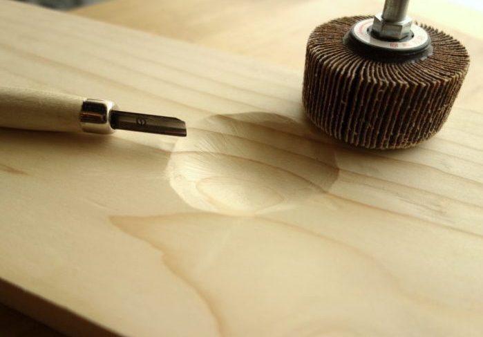 椅子や小物入れに!木材DIYで表面をへこませる加工方法
