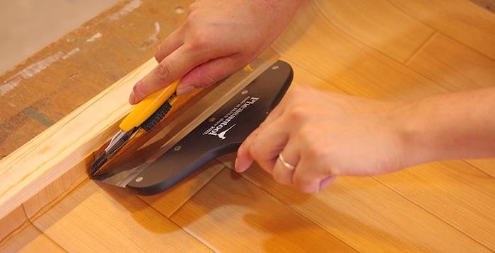 クッションフロアDIYの方法を解説!床もイメチェンしよう。