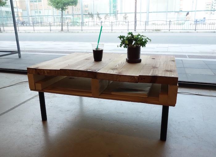 アイアンを使いたいけれどそこまでハードにはしたくないという方はこちらがおすすめ。長さの種類も多いのでローテーブルからダイニングテーブルまで対応できます。
