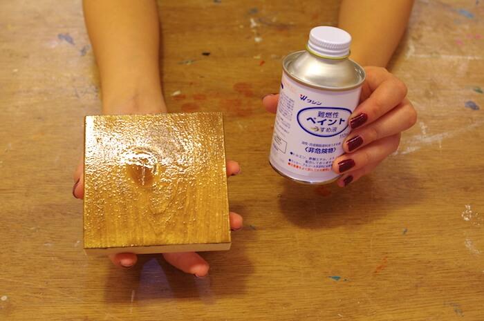 落とし 油性 方 塗料