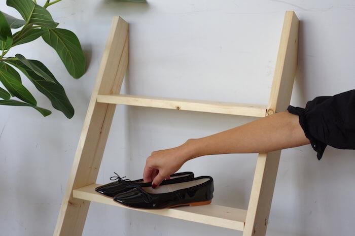 スッキリ片付ける靴箱DIYのアイデア20選!靴箱の簡単レシピ付き