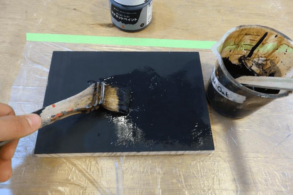 マグネットペイントの塗装方法