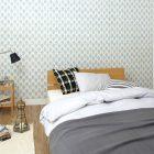 賃貸でも壁に貼れる!アサヒペンより発売された賃貸DIY向けの壁装飾シートの柄紹介と貼り方