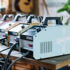 溶接DIYを始めよう。初心者でもアイアン雑貨がつくれる溶接機「スパーキー」が9月下旬に新発売!