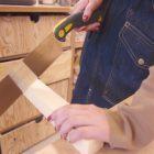ノコギリで木材をキレイに切るなら回転切りがおすすめ!