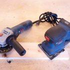電動工具で木材削り!グラインダーとサンダーってなに?