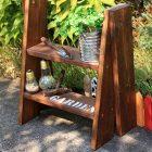 そのまま置いちゃダメ!木材のDIY作品を屋外で使う時のおすすめ塗装