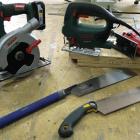 DIYの基本!木材カット加工の道具と特徴を紹介