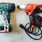 電動工具の充電式・コード式のメリットデメリット。作業場によって使い分けよう
