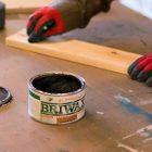 アンティーク塗装の代名詞。ブライワックスの塗装方法
